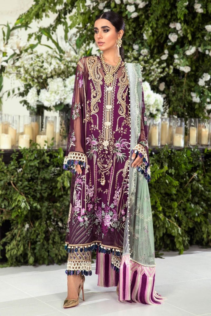 Sana Safinaz Luxury Festive Collection 2020 – 1A-CJ