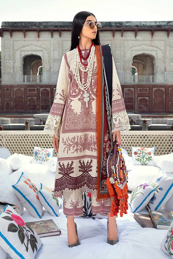 Sana Safinaz Mahay Winter Collection 2020 – 12B-BQ