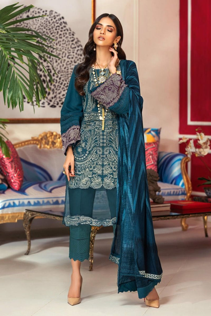Sana Safinaz Muzlin Winter Collection 2020 – 6B-AP