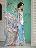 Gul Ahmed Summer 2017 - Off White 3 PC Bamboo Silk Dress BS-13