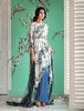 Gul Ahmed Summer 2017 - Off White 3 PC Bamboo Silk Dress BS-09