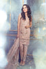 Rungrez Czarina - Surreal Luster Chiffon & Silk Collection – Silver Splendor - YourLibaas  - 3