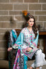 Gul Ahmed Summer 2017 - Sky Blue 2 PC Printed Lawn TL-75 B
