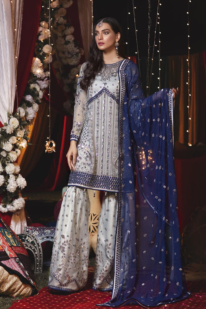 Emaan Adeel Luxury Chiffon Collection Vol-6 2019 – EA-602