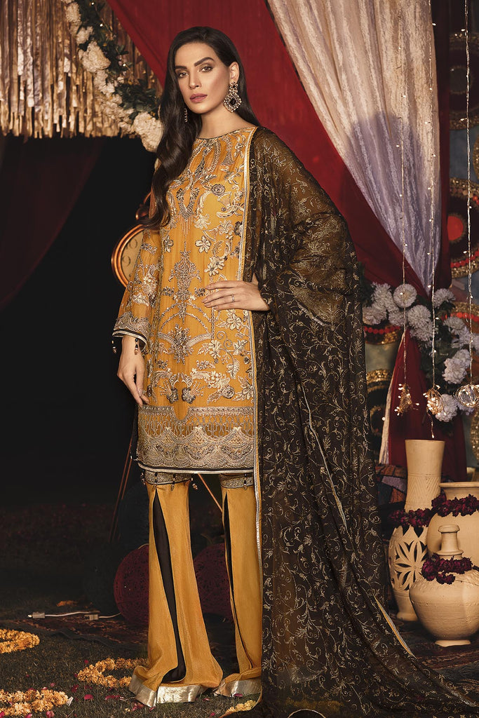Emaan Adeel Luxury Chiffon Collection Vol-6 2019 – EA-607