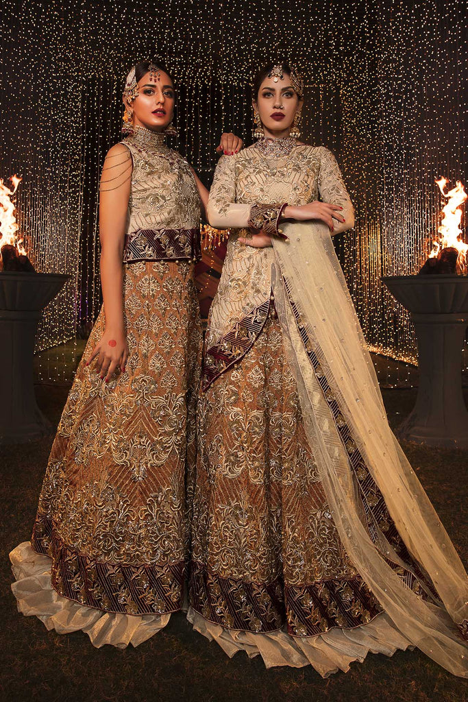 EmbRoyal Dewan-e-Khas Luxury Chiffon Wedding Collection – 10-Royal Empress