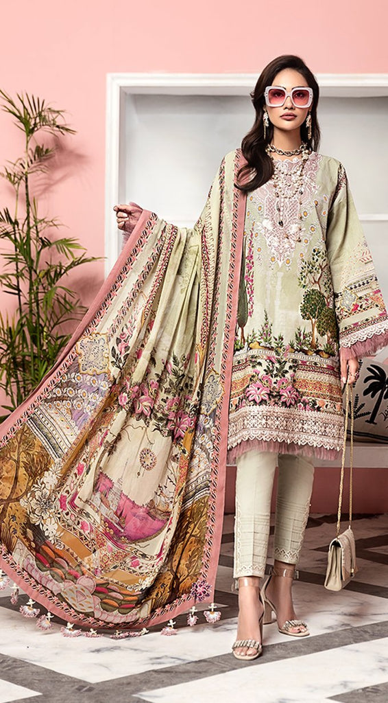 Anaya by Kiran Chaudhry – Viva Lawn Collection 2020 – 03B - ZOE