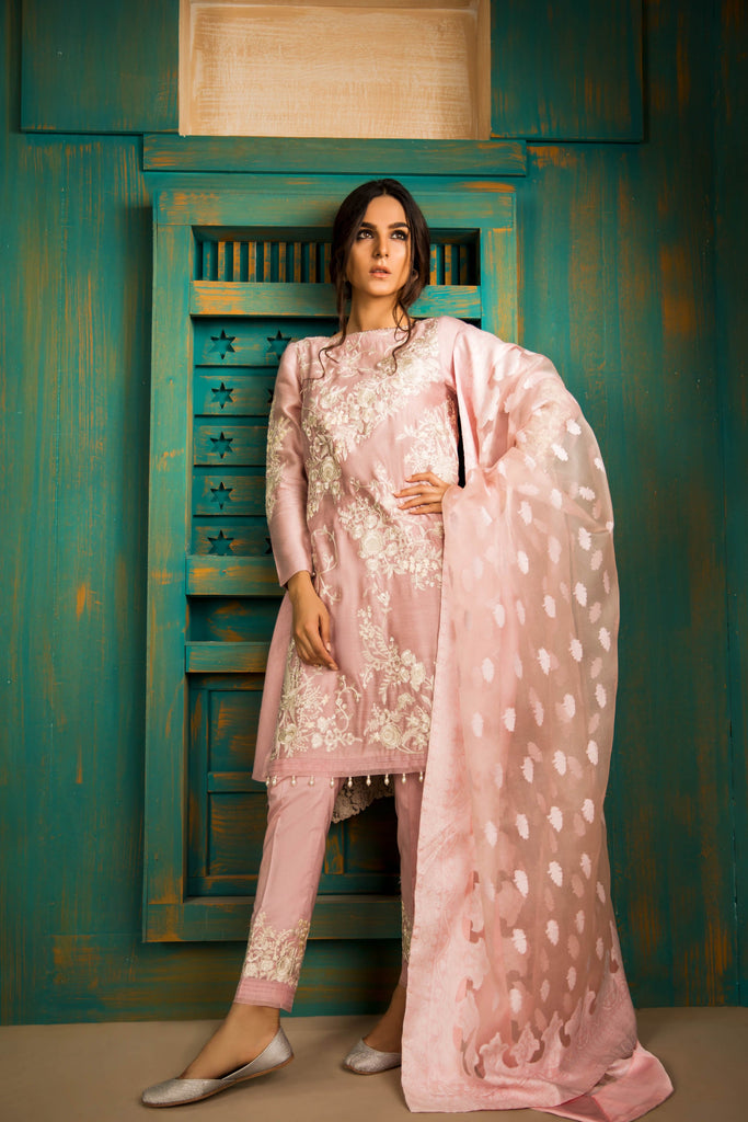 Sapphire Naqsh Dar Lawn Eid Collection Vol-V – Zeb