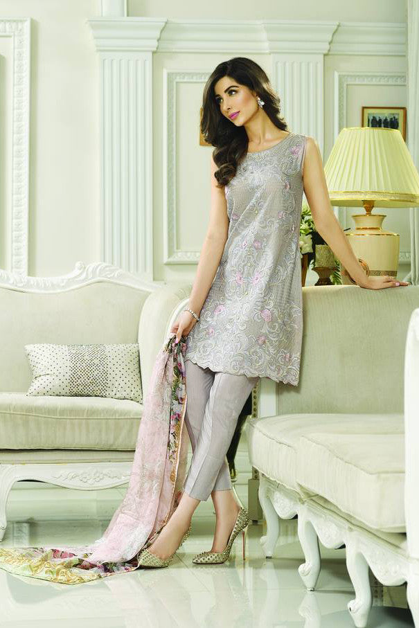 ZarQash Dreamy Desires Festive Collection – ZQ-01 - YourLibaas  - 1