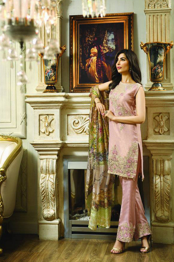 ZarQash Dreamy Desires Festive Collection – ZQ-04 - YourLibaas  - 1