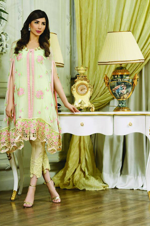 ZarQash Dreamy Desires Festive Collection – ZQ-06 - YourLibaas  - 1