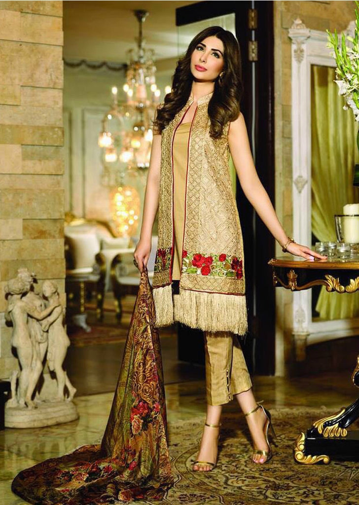 ZarQash Dreamy Desires Festive Collection – ZQ-07 - YourLibaas  - 1