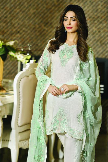 ZarQash Dreamy Desires Festive Collection – ZQ-08 - YourLibaas  - 1