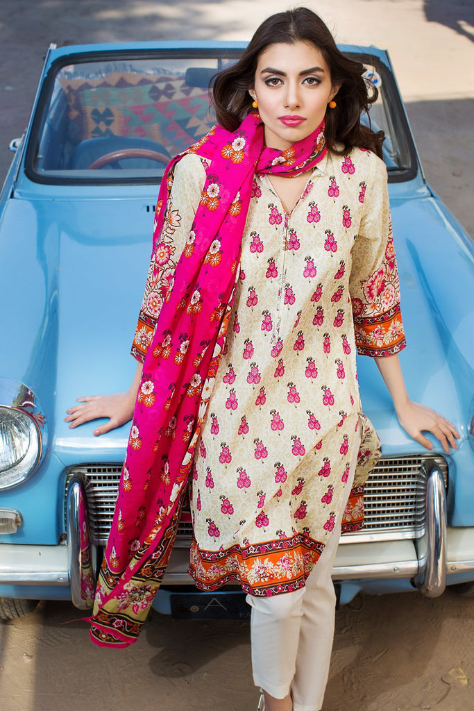 Khaadi Lawn Collection Vol-2 – A17266-A