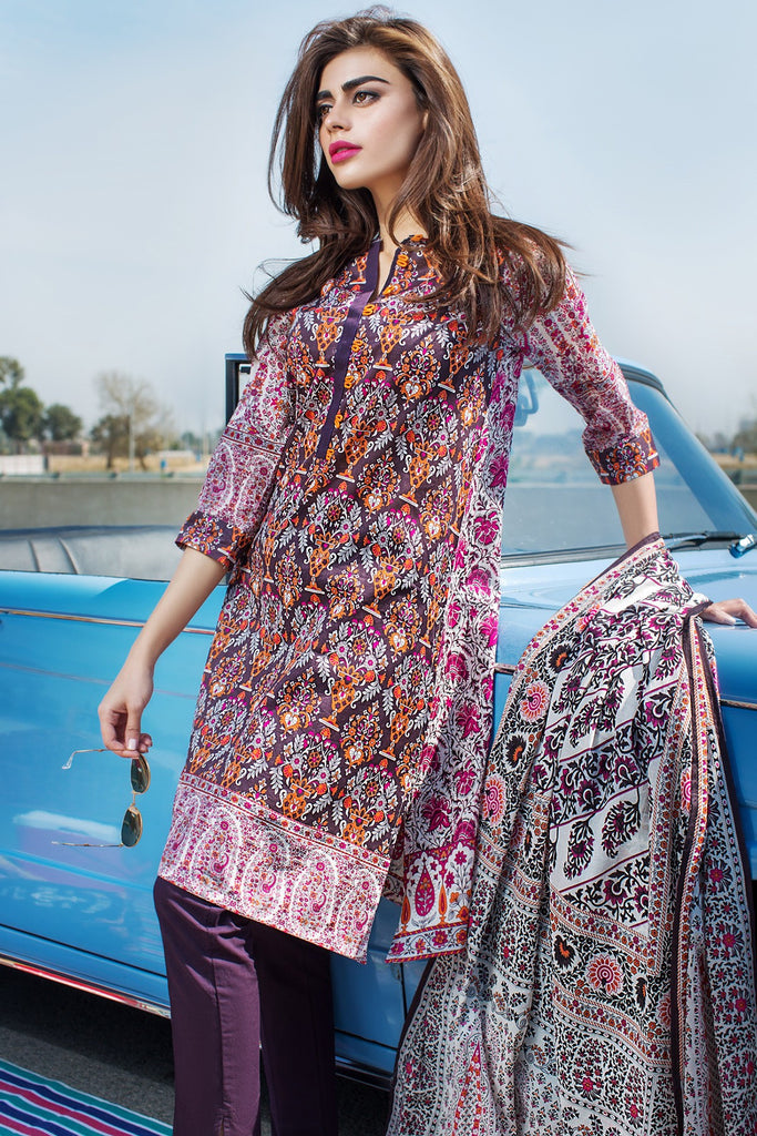 Khaadi Lawn Collection Vol-2 – A17268-A