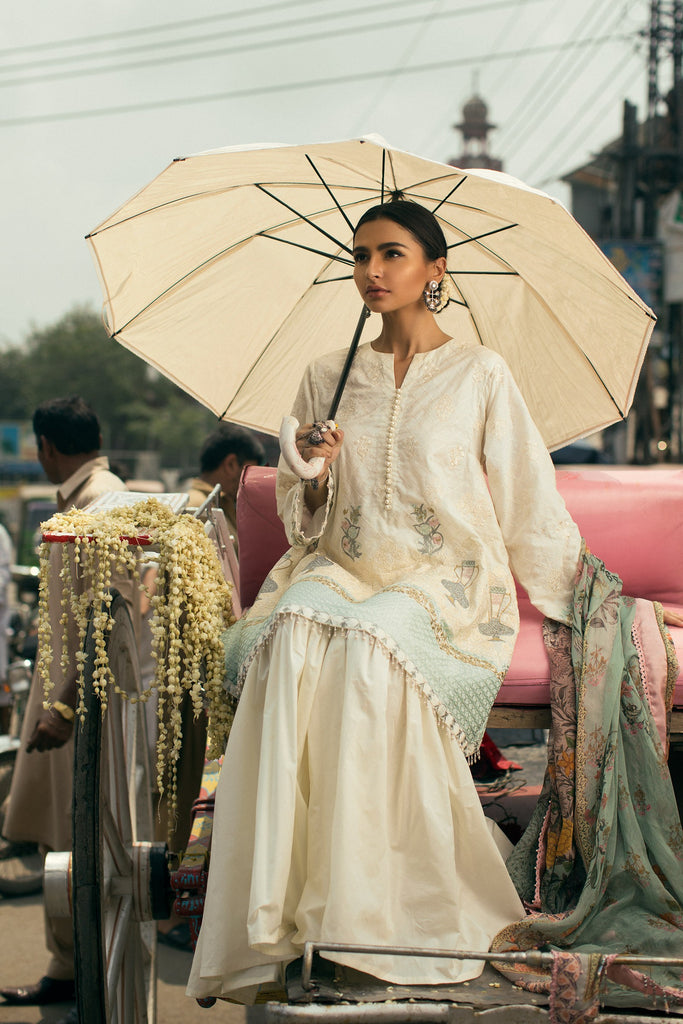 Zara Shahjahan Luxury Festive Collection – Champa Kali