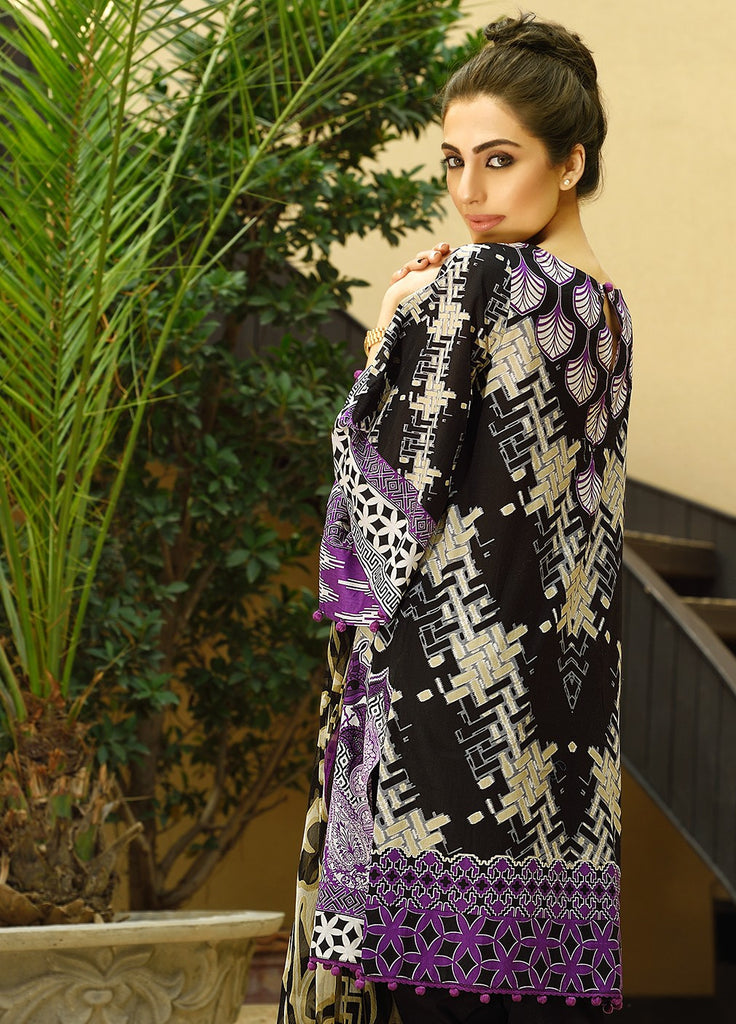Crescent Lawn Spring/Summer Collection 2016 by Faraz Manan – CL10 - YourLibaas  - 1