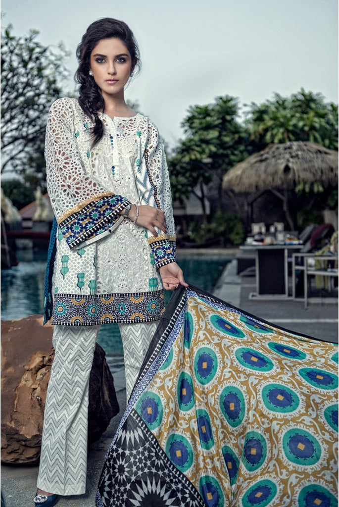 Maria.B Lawn Collection 2016 – 02A - YourLibaas