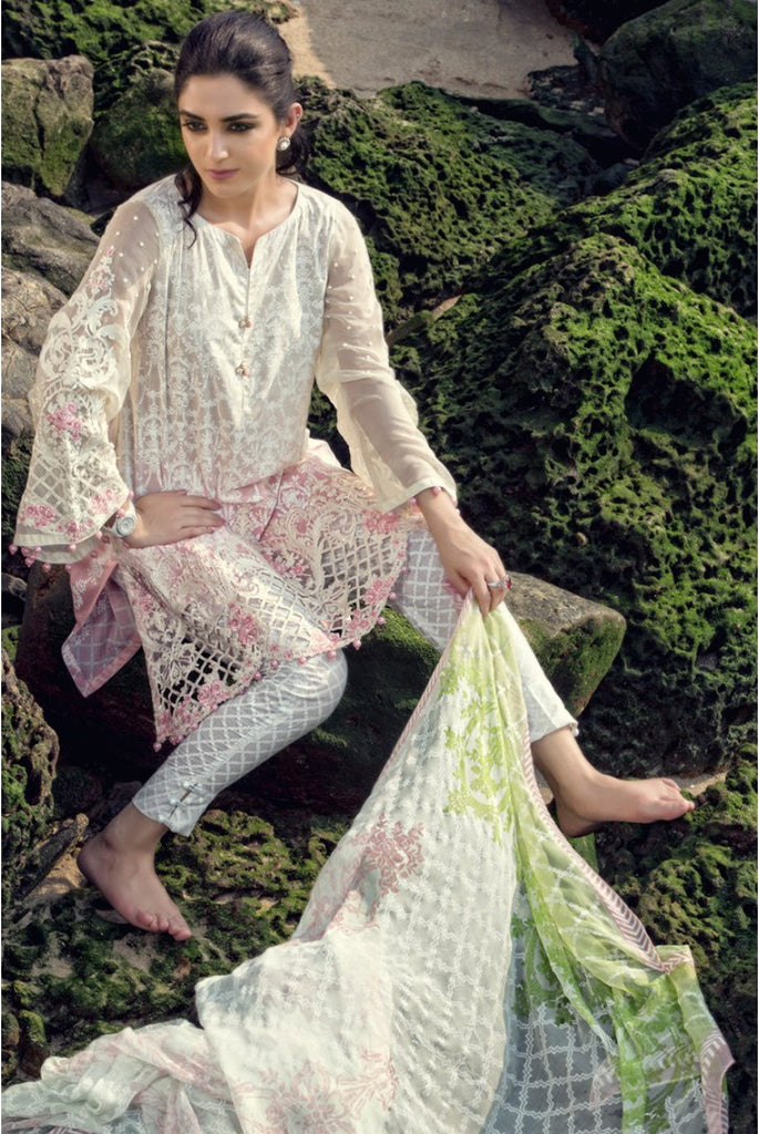 Maria.B Lawn Collection 2016 – 03A - YourLibaas  - 1