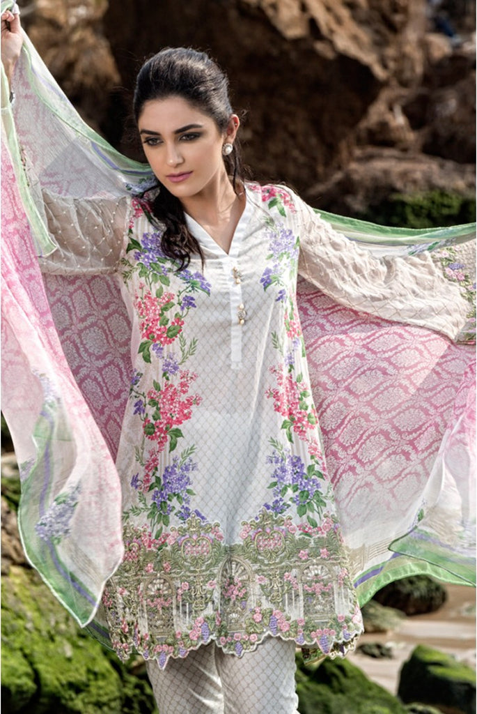Maria.B Lawn Collection 2016 – 05A - YourLibaas