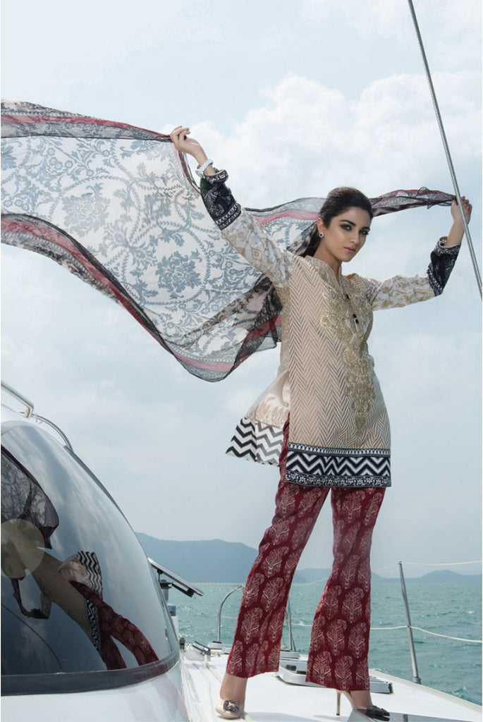 Maria.B Lawn Collection 2016 – 07A - YourLibaas