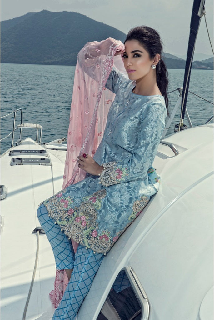 Maria.B Lawn Collection 2016 – 08A - YourLibaas  - 1