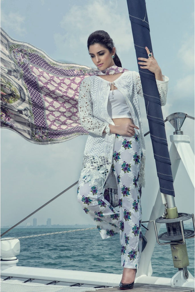 Maria.B Lawn Collection 2016 – 11A - YourLibaas