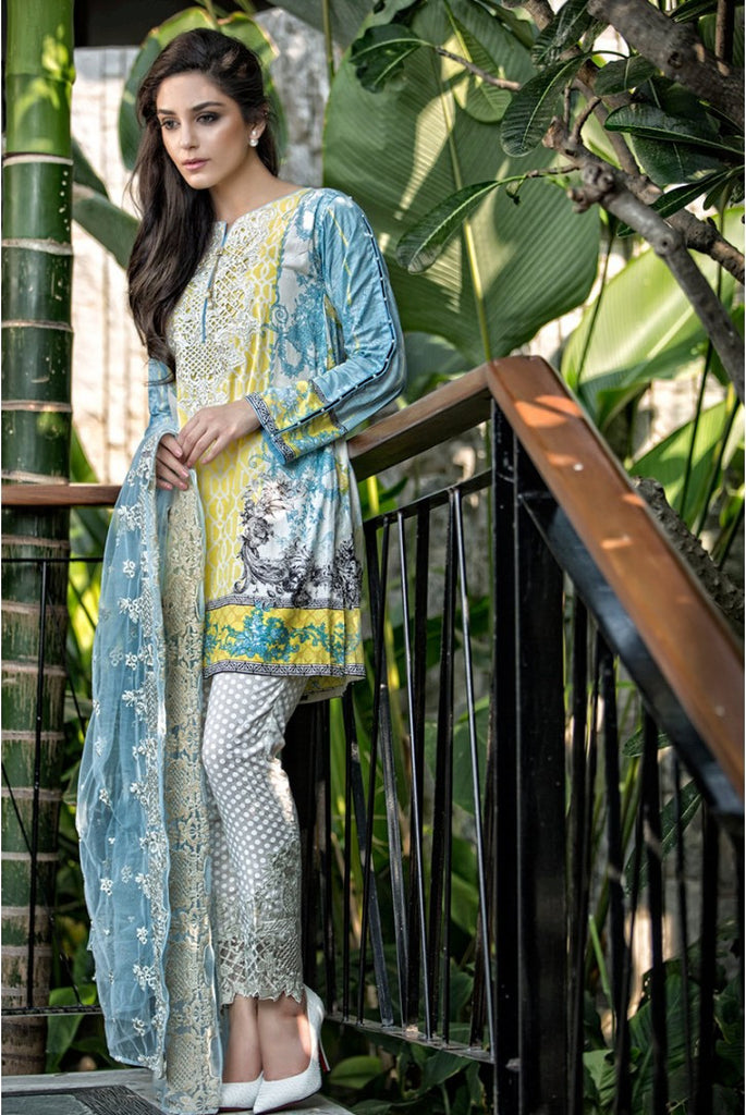 Maria.B Lawn Collection 2016 – 13A - YourLibaas