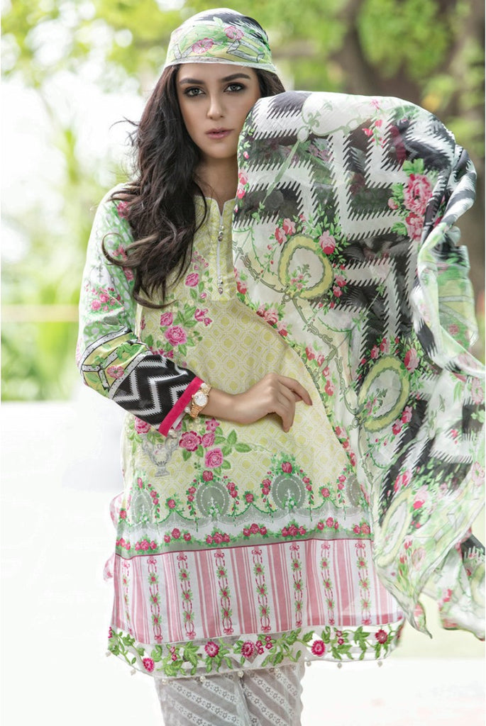 Maria.B Lawn Collection 2016 – 14A - YourLibaas