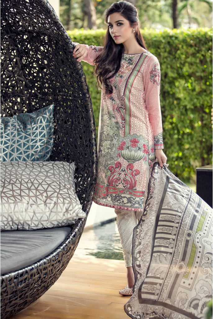Maria.B Lawn Collection 2016 – 15B - YourLibaas