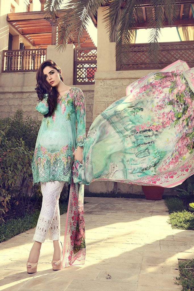 MARIA.B. Lawn Collection 2017 – 1701-B