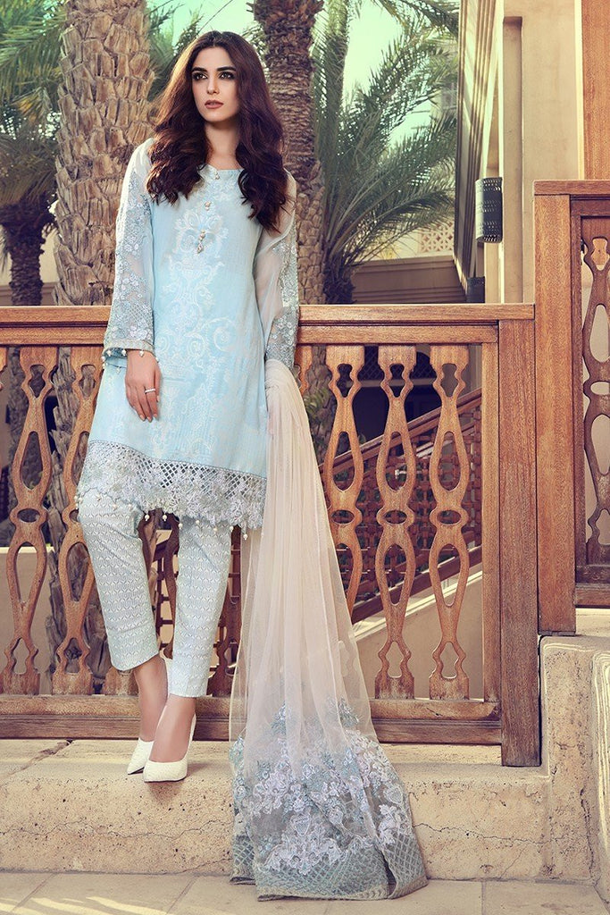 MARIA.B. Lawn Collection 2017 – 1709-B