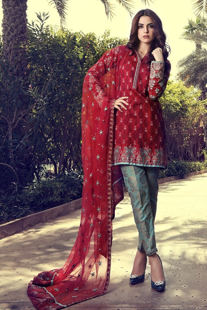 MARIA.B. Lawn Collection 2017 – 1710-B
