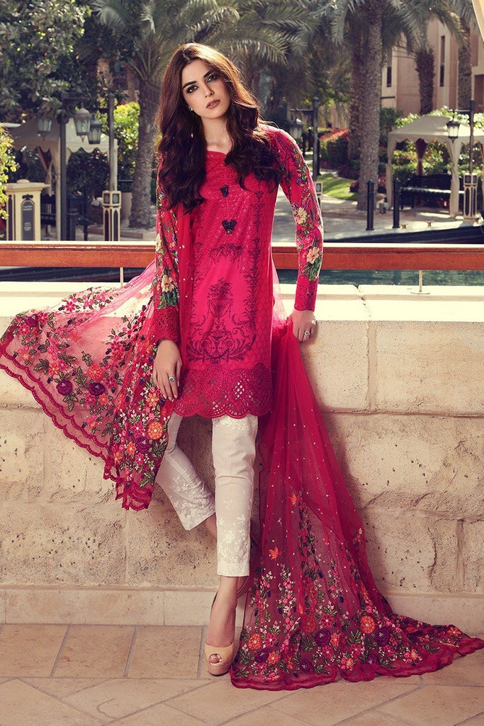 MARIA.B. Lawn Collection 2017 – 1712-B