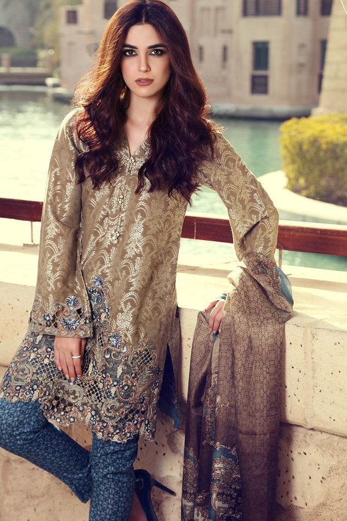 MARIA.B. Lawn Collection 2017 – 1713-A