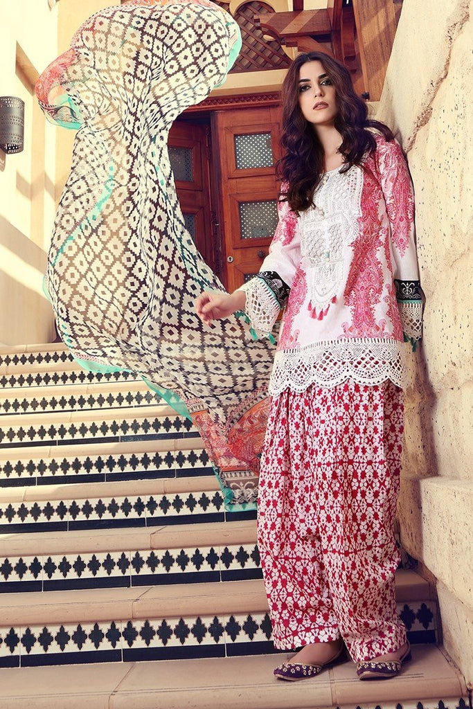 MARIA.B. Lawn Collection 2017 – 1714-B