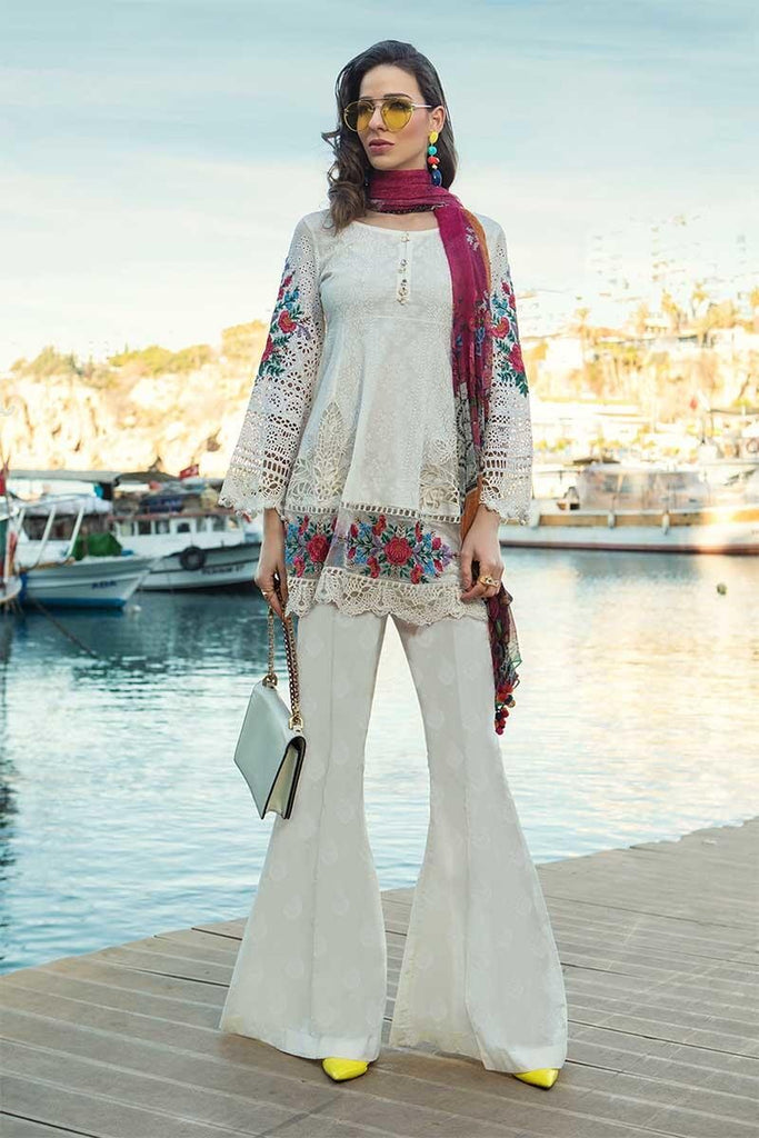 MARIA.B. Voyage Á Luxe Spring/Summer Lawn Collection 2019 – 1910-A