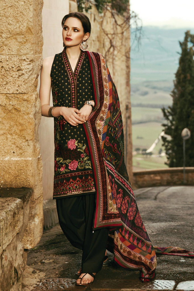 Zara Shahjahan Spring/Summer Lawn Collection 2018 – Yasmeen ZSJ03