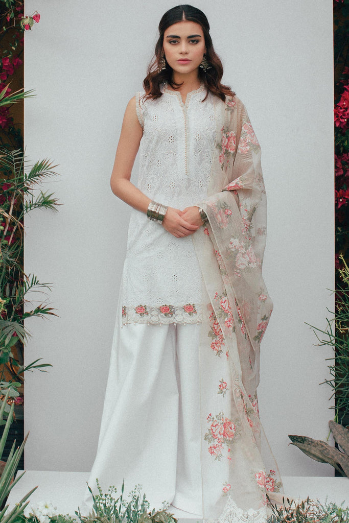 Zara Shahjahan Spring/Summer Lawn Collection 2018 – Ghazal D-ZSJ11