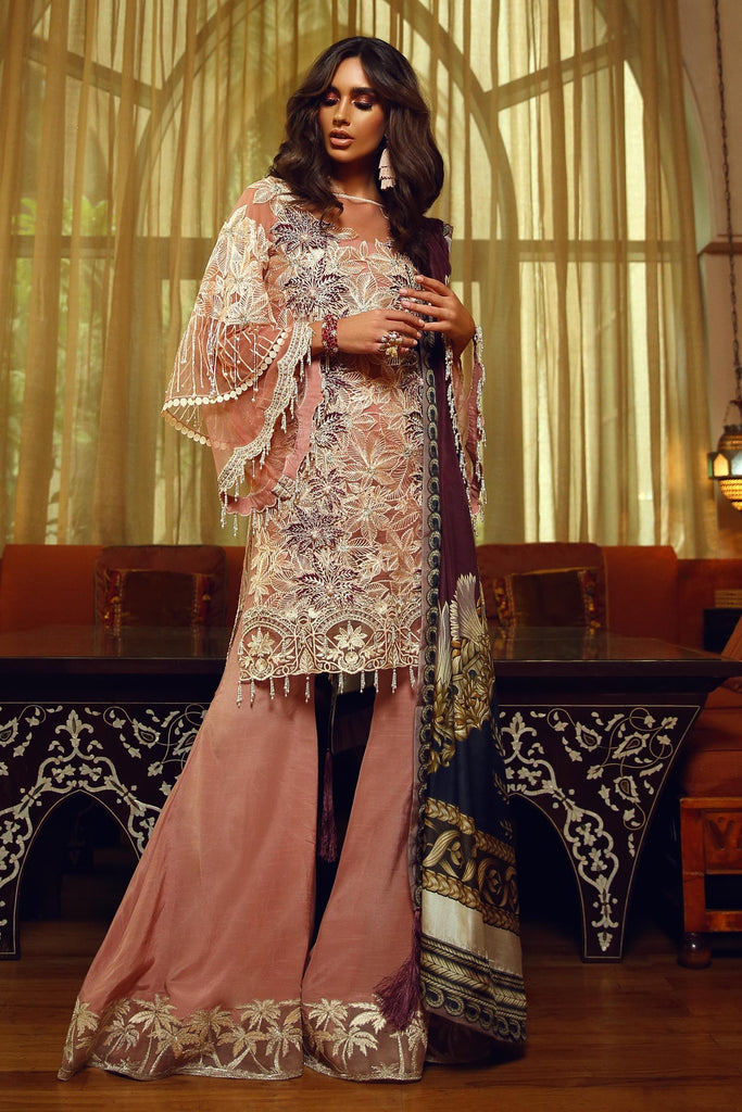 Faraz Manan Luxury Eid Collection 2018 – Design 06
