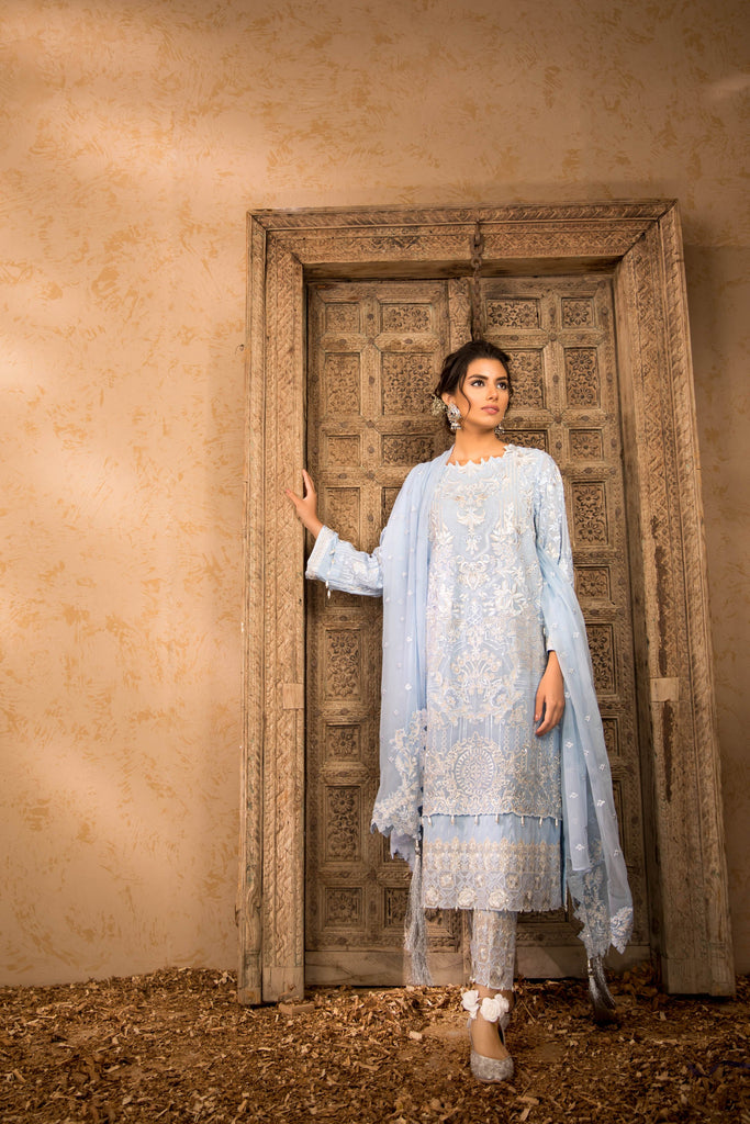 Sapphire Naqsh Dar Lawn Eid Collection Vol-V – Eva Shine