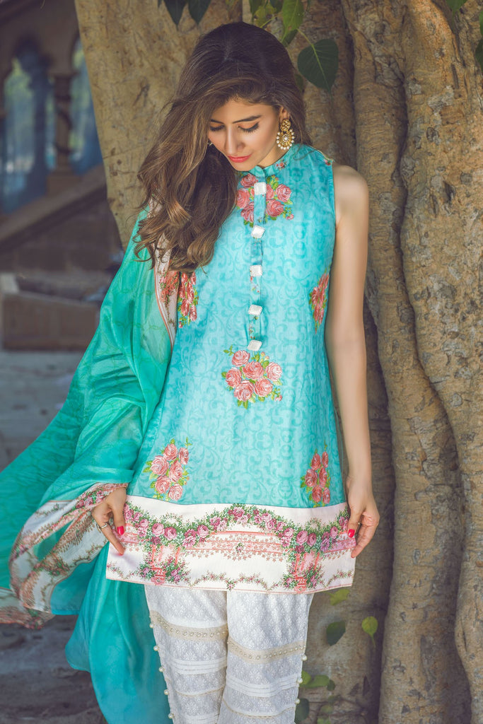 Al Karam Festival Collection 2016 – FC-09 - YourLibaas  - 1