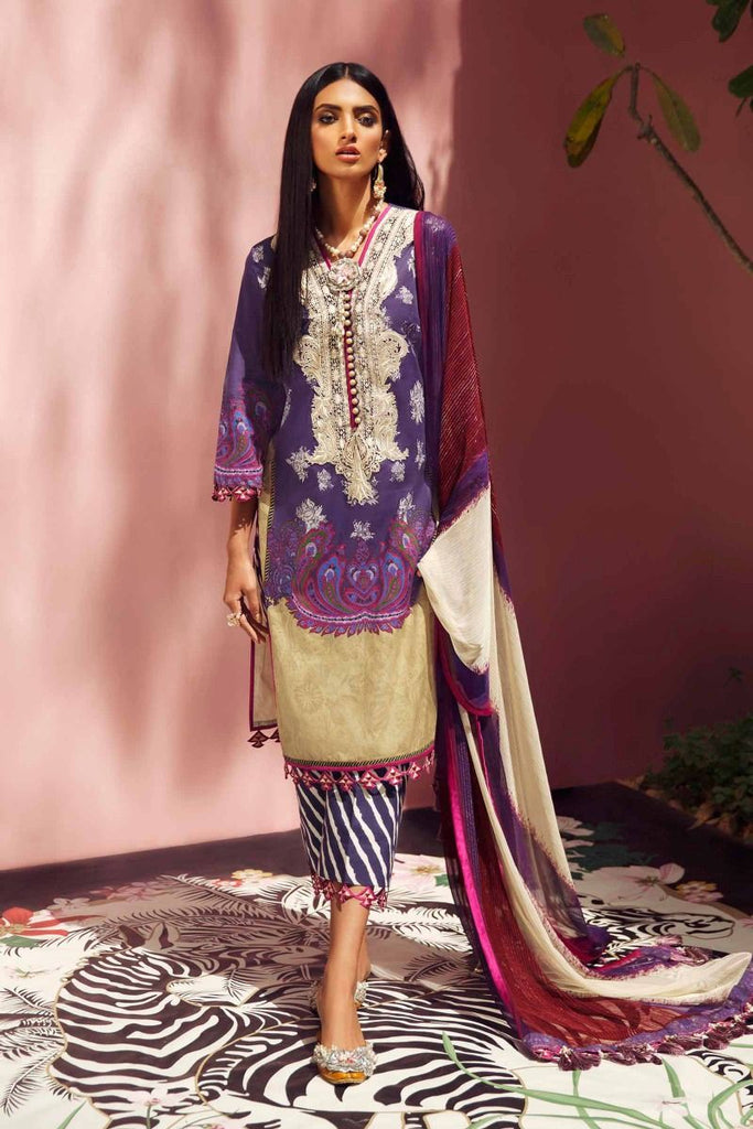 Sana Safinaz Mahay Lawn Collection 2020 – 20B-Ci