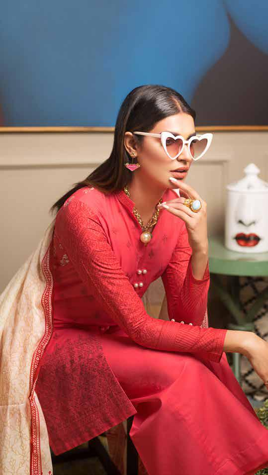 Gul Ahmed Rose Collection 2019 – Valentine Edition – RC-04