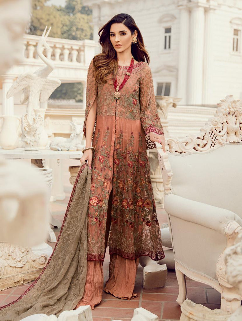 Iznik Chinon Chiffon Collection 2019 – 08 Sunset Hues
