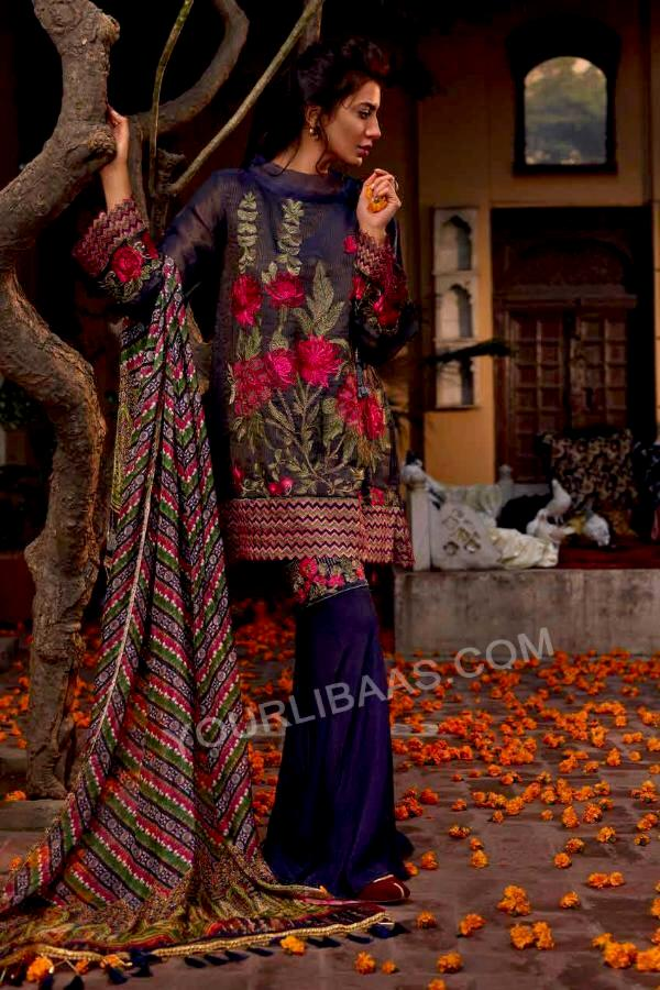 Banaras ki Bano Luxury Collection by Noor Textiles – B07