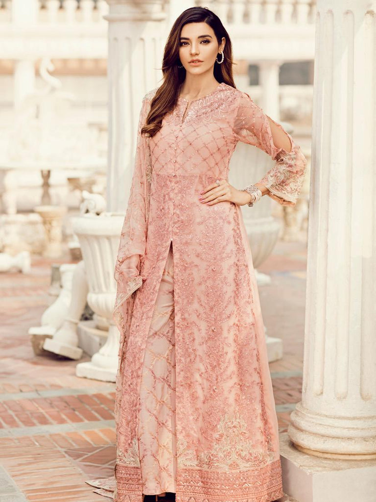 Iznik Chinon Chiffon Collection 2019 – 07 First Bloom