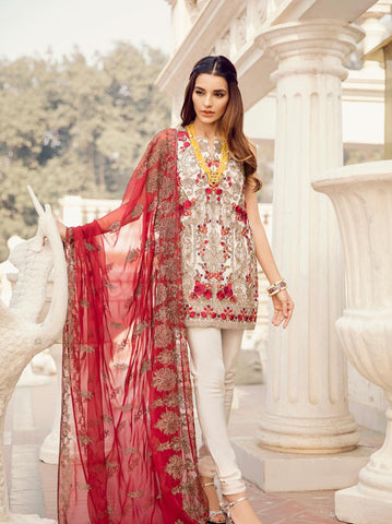 27a951eeed 36% OFF Sold Out Iznik Chinon Chiffon Collection 2019 – 10 Rosy Blush