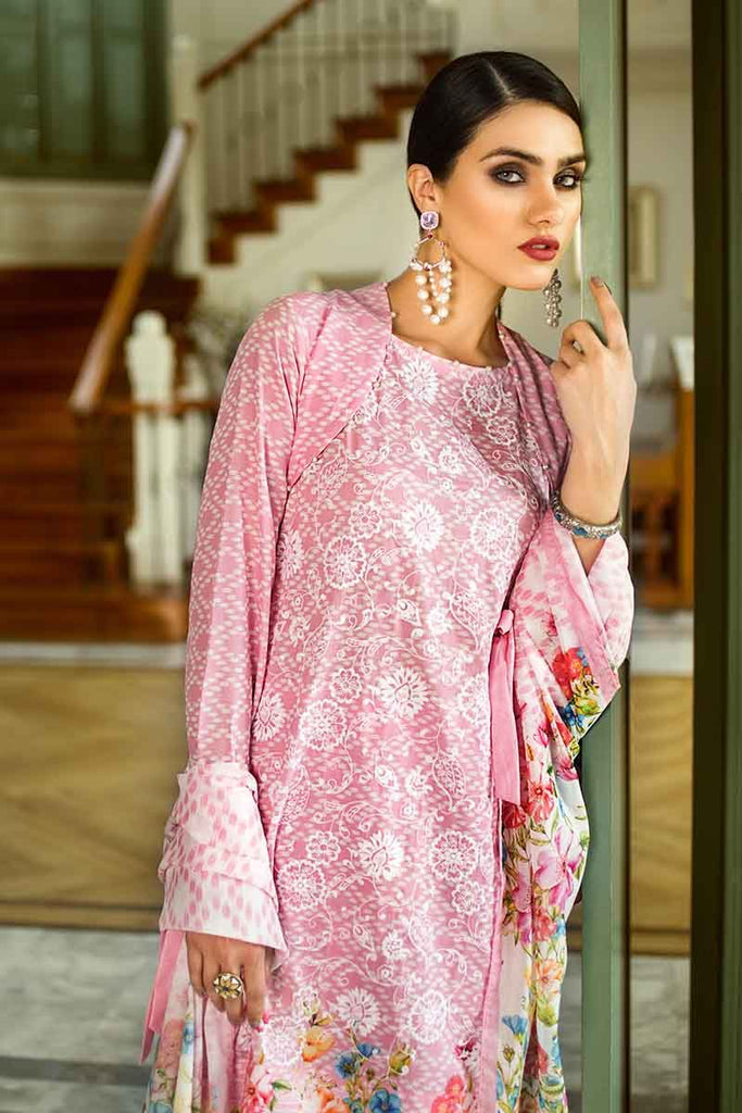 Gul Ahmed Summer Essential Collection 2019 – 3 PC CL-582 B