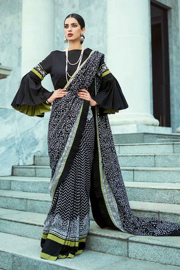 Gul Ahmed Summer Essential Collection 2019 – 3 PC B-42